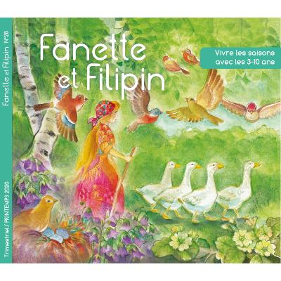 Fanette et Filipin N°28 Printemps